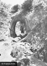 Reynards Cave c.1955, Dovedale