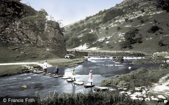 Dovedale, Stepping Stones 1914