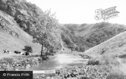 The River c.1955, Dovedale