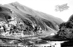 Thorpe Cloud 1894, Dovedale
