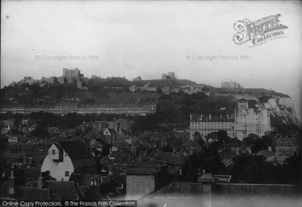 Photo of Dover, 1899
