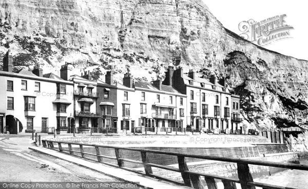 Photo of Dover, Athole Terrace 1892