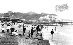 Dover, Beach 1908