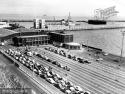 Dover, Car Ferry Terminal c.1960