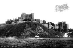 Dover, Castle 1890