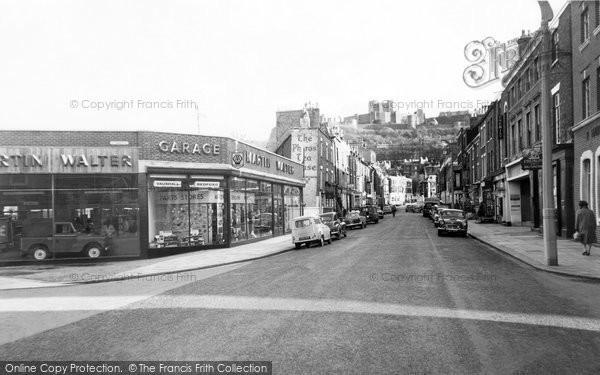 Photo of Dover, Castle Street c.1960