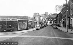 Dover, Castle Street c.1960
