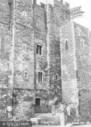 Dover, Castle, The Keep c.1965