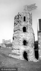 Dover, Castle, The Pharos c.1965