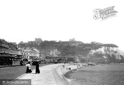Dover, Esplanade 1899