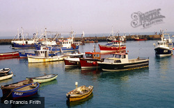 Fishing Vessels 1990, Dover