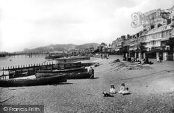 Dover, From Promenade 1908