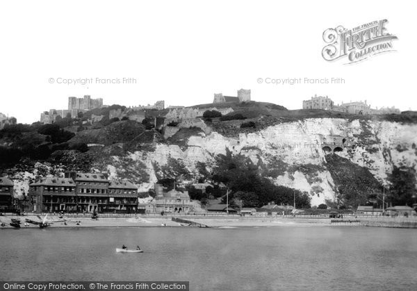Photo of Dover, From The Pier 1899
