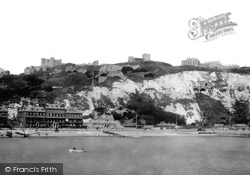 Dover, From The Pier 1899
