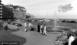 Dover, Granville Gardens c.1965