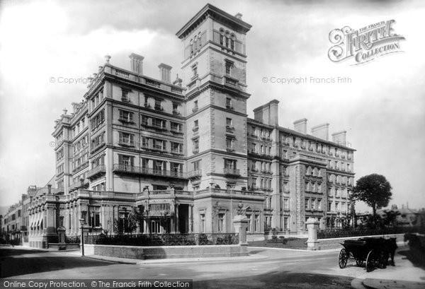 Photo of Dover, Hotel Burlington 1899