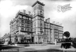 Dover, Hotel Burlington 1899