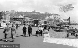 Dover, Promenade 1924