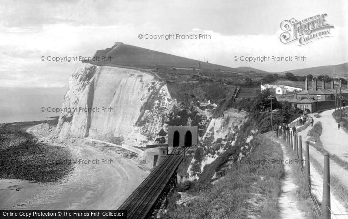 Photo of Dover, Shakespeare Cliff 1908
