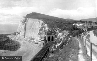Dover, Shakespeare Cliff 1908