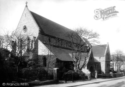 Dover, St Bartholomew's Church 1891