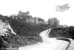 Dover, The Castle 1887