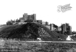 Dover, The Castle 1890