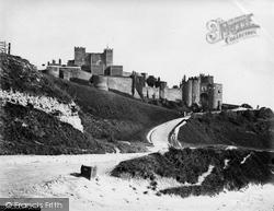 Dover, The Castle c.1865