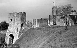 Dover, The Castle c.1960