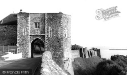Dover, The Castle c.1965