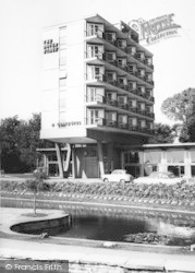 Dover, The Dover Stage Hotel c.1965