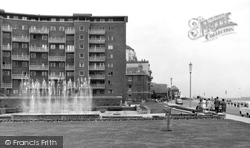 Dover, The Gardens c.1960
