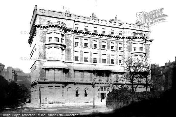 Photo of Dover, The Grand Hotel 1892
