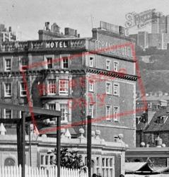Dover, The Grand Hotel 1924
