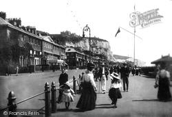 Dover, The Promenade 1908
