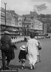 Dover, The Promenade 1924