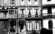 Dover, the Youth Hostel c1965