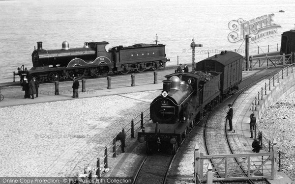 Photo of Dover, Trains 1901