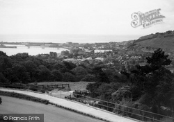 Dover, View From North c.1955