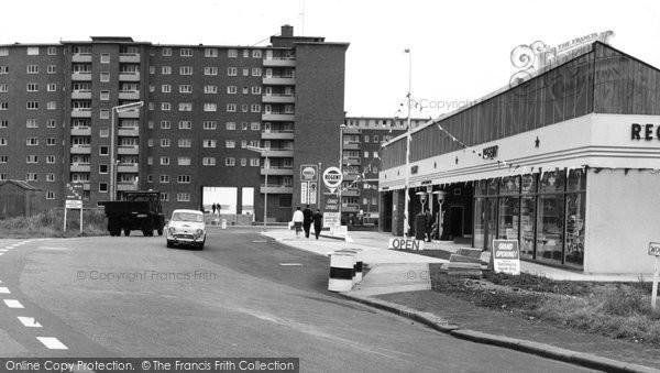 Photo of Dover, Woolcomber Street c.1960