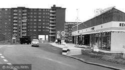 Dover, Woolcomber Street c.1960