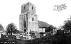 Dovercourt, All Saints Church 1894