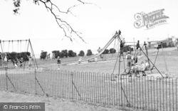 Dovercourt, Children's Jubilee Playground c.1950