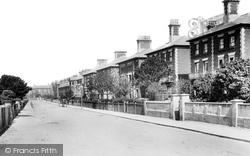 Dovercourt, Cliff Road 1894