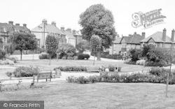 Dovercourt, Gardens, Barrack Lane c.1950