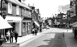 Dovercourt, High Street c.1965