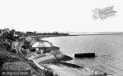 Dovercourt, The Cliff Pavilion c.1955