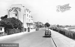 Dovercourt, The Esplanade c.1960