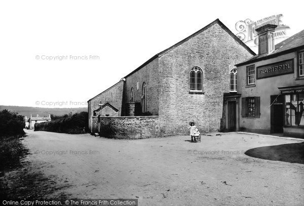 Downgate, the Village 1908