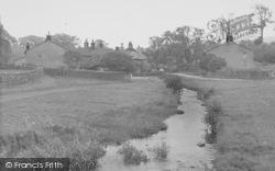 Downham, Brookside c.1955
